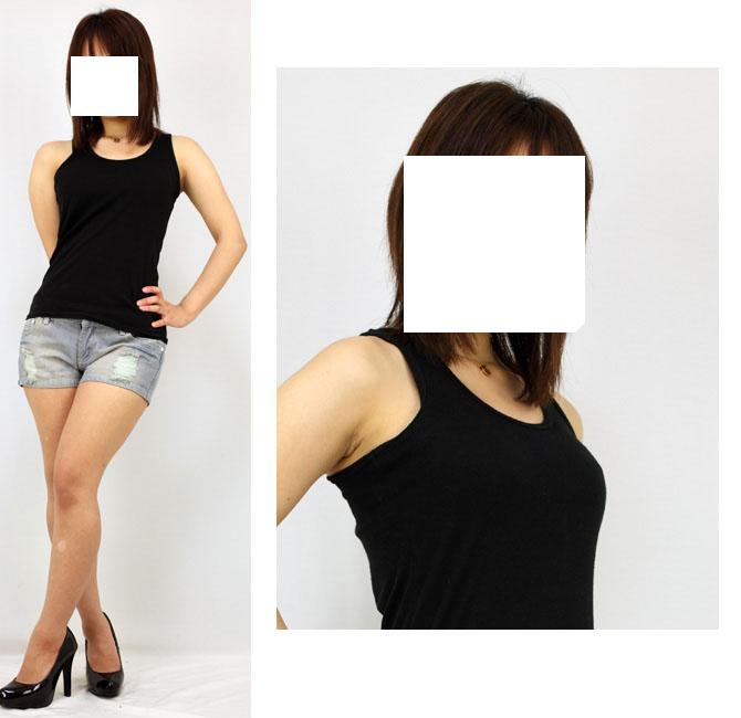 所属モデルの紹介写真