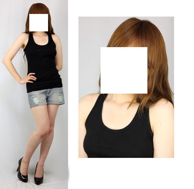 バストモデルができる女性モデル